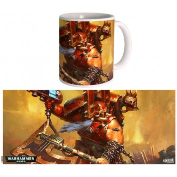 MUG KHARN THE BETRAYER - WARHAMMER 40K