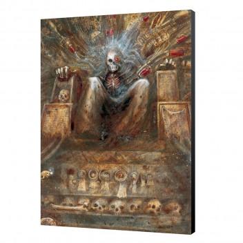 LAMINAGE 36.6x50cm - EMPEROR OF TERRA - WARHAMMER 40K