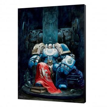 LAMINAGE 36.6x50 - MARNEUS CALGAR - WARHAMMER 40K