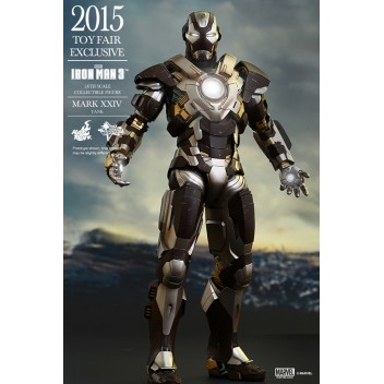 IRON MAN MARK XXIV - TANK 1/6 MMS - EXCLUSIVE FIGURE