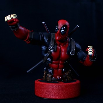 DEADPOOL BUSTE