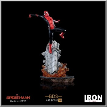 SPIDER-MAN 1/10 BDS ART SCALE STATUE - SPIDER-MAN FAR FROM HOME