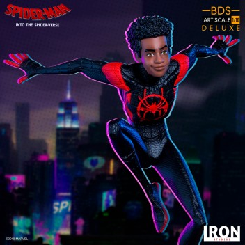 MILES MORALES BDS ART SCALE 1/10 - SPIDER-MAN INTO THE SPIDER-VERSE
