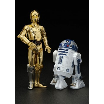 R2 D2 & C3 PO TWO PACK