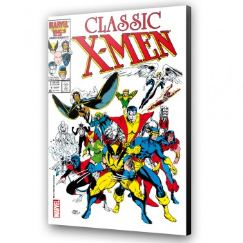 MARVEL MYTHIQUE COVER ART 01 - CLASSIC X-MEN