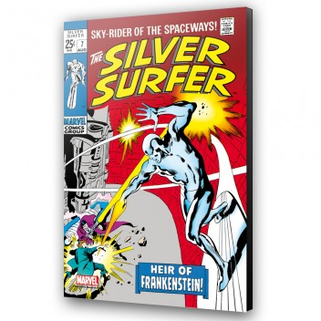 MARVEL MYTHIQUE COVER ART 03 - SURFEUR D'ARGENT 7