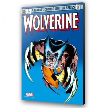 MARVEL MYTHIQUE COVER ART 04 - WOLVERINE 2