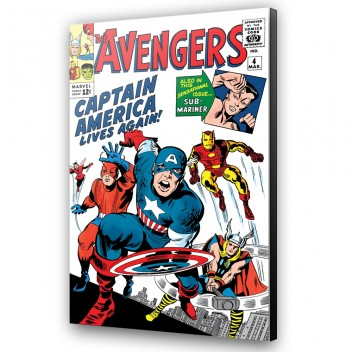 MARVEL MYTHIQUE COVER ART  14 - AVENGERS 4