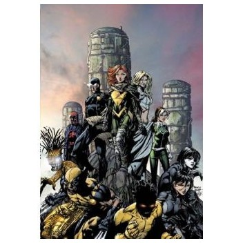X MEN GROUP POSTER YUPO 70 CM X 100 CM