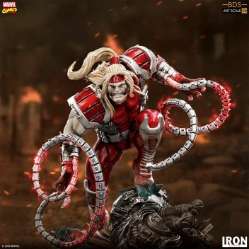 OMEGA RED BDS ART SCALE 1/10