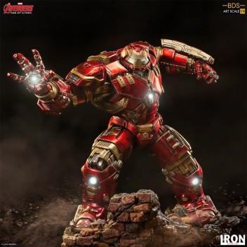 HULKBUSTER BDS ART SCALE 1/10 - AVENGERS AGE OF ULTRON