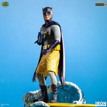 BATMAN DELUXE BDS ART SCALE 1/10 - BATMAN 66