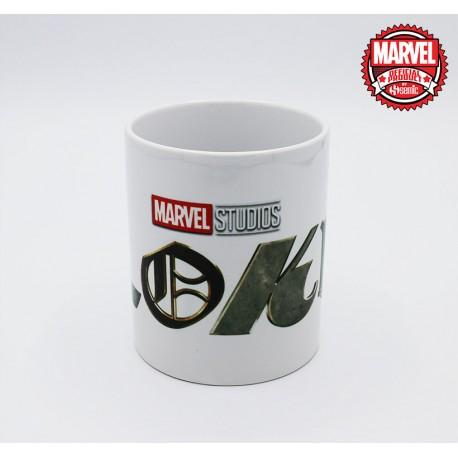Mug Marvel - Loki logo