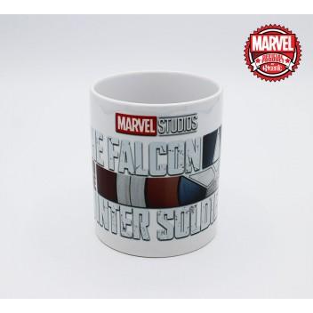 Mug Marvel - Falcon & the Winter Soldier Logo