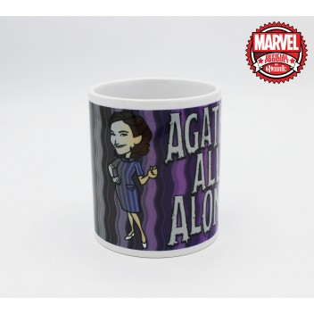 Mug Wandavision - Agatha all along