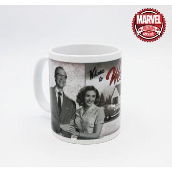 Mug Wandavision - Westview