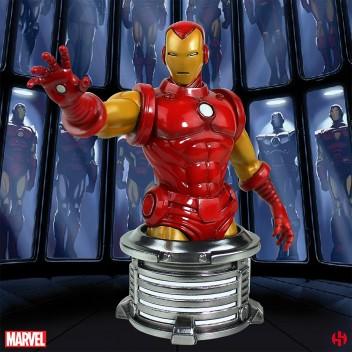 Marvel Buste Iron Man Precomande Acompte 30%