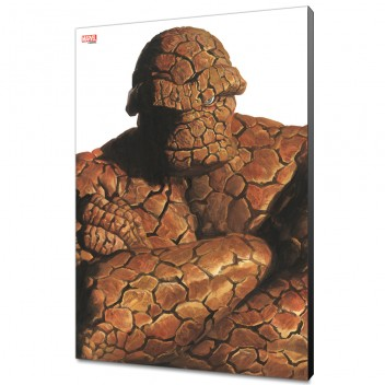 Laminage Marvel Heroes - Alex Ross - The Thing