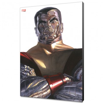 Laminage Marvel Heroes - Alex Ross - Colossus