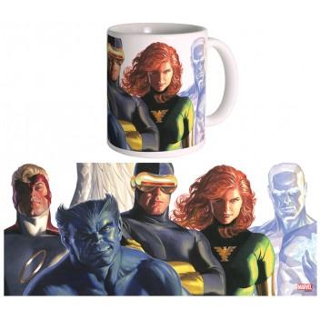 Mug Marvel Heroes - Alex Ross - The X-Men 01