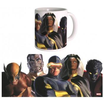 Mug Marvel Heroes - Alex Ross - The X-Men 02