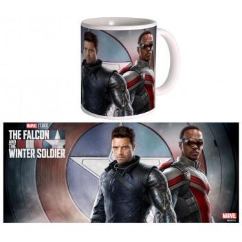 Mug Falcon and the Winter Soldier - Shield