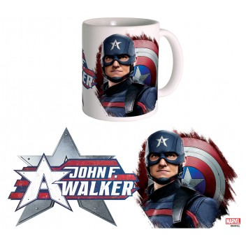 Mug Falcon and the Winter Soldier - Walker