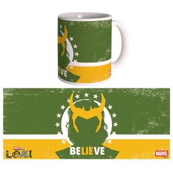 Mug Loki - Believe