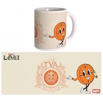 Mug Loki - the TVA and Miss Minutes