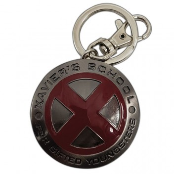 X-MEN LOGO METAL KEYCHAIN - MARVEL