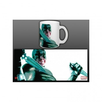 MARVEL MUG VILLAINS - BULLSEYE