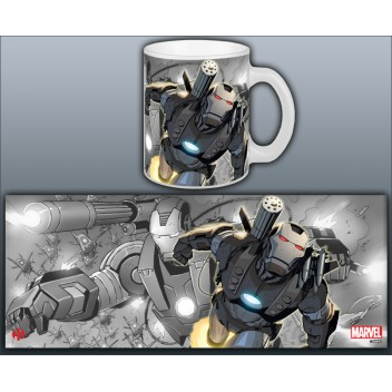MARVEL MUG IRON MAN - WAR MACHINE