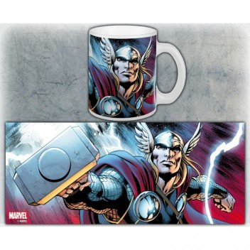 MARVEL MUG THOR LIGHTNING