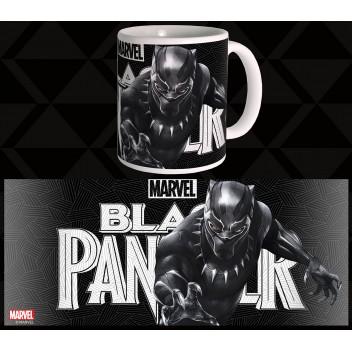 MARVEL MUG BLACK PANTHER 04 - BLACK