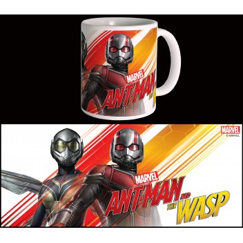 MARVEL MUG ANT-MAN & THE WASP - HEROIC DUO
