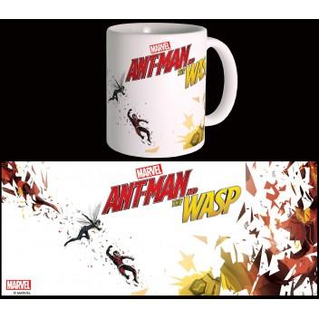 MARVEL MUG ANT-MAN & THE WASP - TINY HEROES