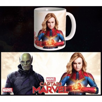 MARVEL MUG CAPTAIN MARVEL - DUEL