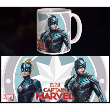 MARVEL MUG CAPTAIN MARVEL - STARFORCE