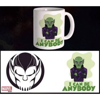 MARVEL MUG CAPTAIN MARVEL - ANYBODY