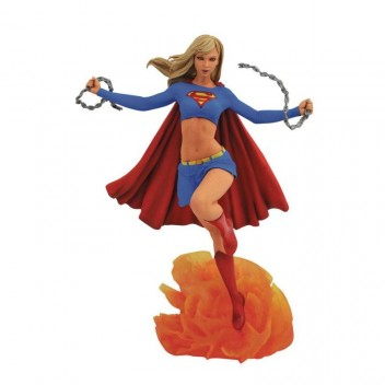 DC GALLERY - SUPERGIRL PVC FIGURE