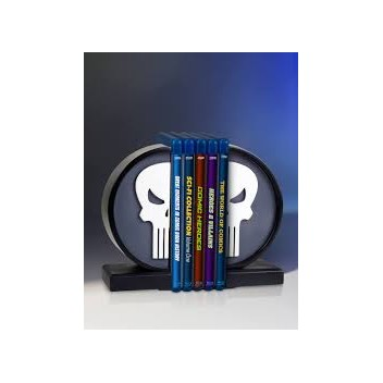 PUNISHER LOGO BOOKENDS  - GENTLE GIANT