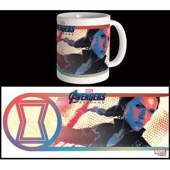 MARVEL MUG AVENGERS ENDGAME - BLACK WIDOW