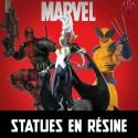 Marvel - Polystone statues