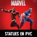 Marvel - PVC statues