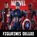 Marvel - Deluxe Figures